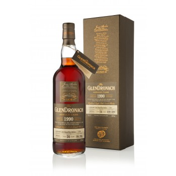 Glendronach 1990 26 Year Old Single Malt Whisky
