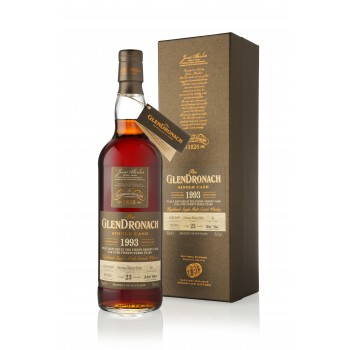 Glendronach 1993 23 Year Old Release 14 Single Malt Whisky