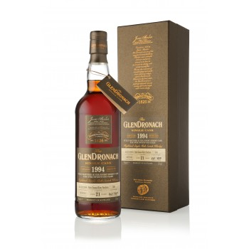 Glendronach 1994 21 Year Old Release 14 Single Malt Whisky