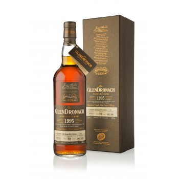 Glendronach 1995 20 Year Old Release 14 Single Malt Whisky