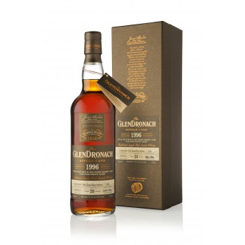 Glendronach 1996 20 Year Old Batch 14 Single Malt Whisky