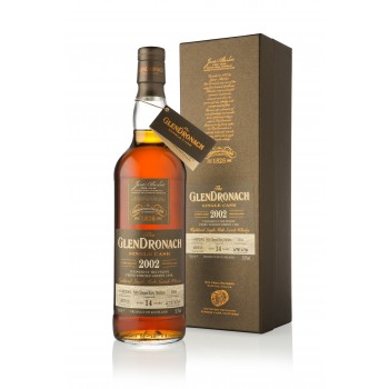Glendronach 2002 14 Year Old Release 14 Single Malt Whisky