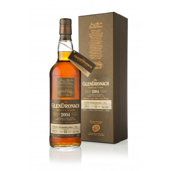 Glendronach 2004 12 Year Old Release 14 Single Malt Whisky