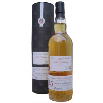 Aberfeldy 1998 15 Year Old Single Cask Single Malt Whisky