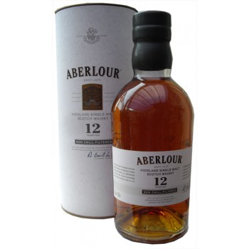 Aberlour 12 Year Old Non Chill Filter Single Malt Whisky
