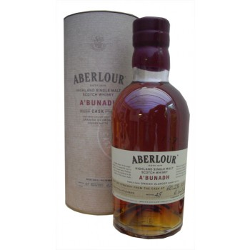 Aberlour A'Bunadh Batch 45 Single Malt Whisky