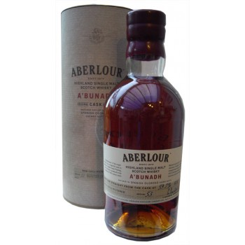 Aberlour A'Bunadh Batch 53 Single Malt Whisky