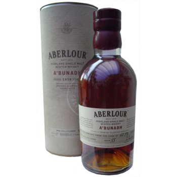 Aberlour A'Bunadh Batch 55 Single Malt Whisky