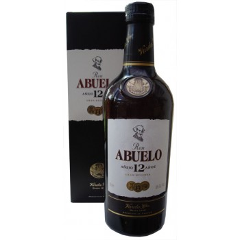 Ron Abuelo 12 Year Old Panama Rum