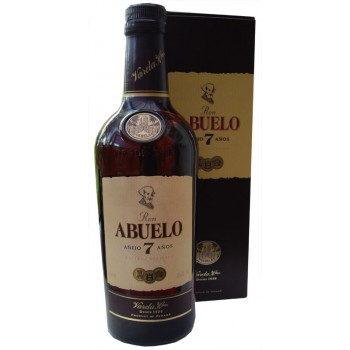 Ron Abuelo 7 Year Old Panama Rum