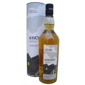 AnCnoc Peter Arkle Number 4 Limited Edition Single Malt Whisky