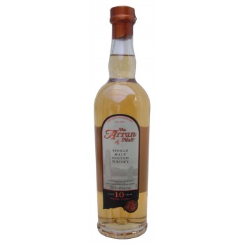 Arran 10 Year Old 20cl Single Malt Whisky