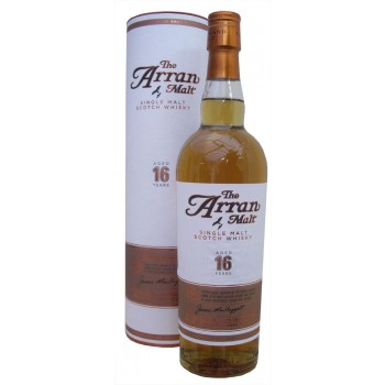 Arran 16 Year Old Limited Edition Single Malt Whisky