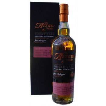 Arran 1998 Sherry Cask Single Malt Whisky
