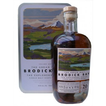 Arran 20 Year Old Brodick Bay Volume One Single Malt Whisky
