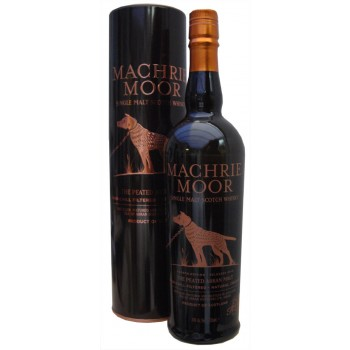 Arran Machrie Moor 4th Release Single Malt Whisky
