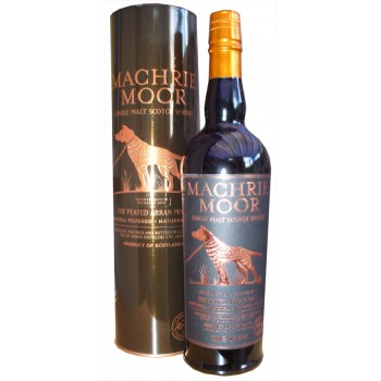Arran Machrie Moor Single Malt Whisky
