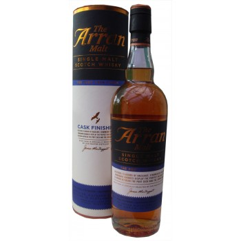 Arran Port cask Finish Single Malt Whisky