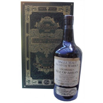 Arran Smugglers Volume 1 Single Malt Whisky