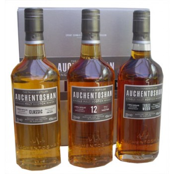 Auchentoshan Ultimate Collection