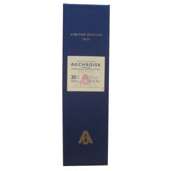 Auchroisk 30 Year Old 2012 Relese Single Malt Whisky