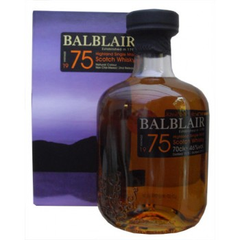 Balblair 1975 Single Malt Whisky