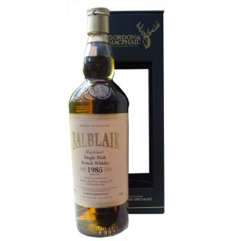 Balblair 1985 Single Malt Whisky
