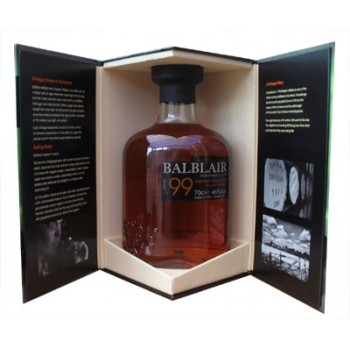Balblair 1999 3rd Release Single Malt Whisky