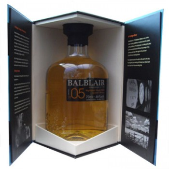 Balblair 2005 Single Malt Whisky