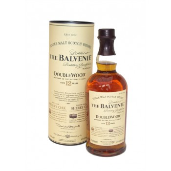 Balvenie 12 Year Old Double Wood Single Malt Whisky