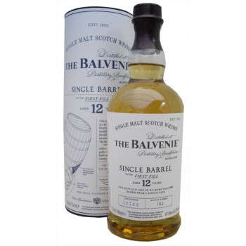 Balvenie 12 Year Old Single Barrel Single Malt Whisky