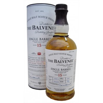 Balvenie 15 Year Old Single Barrel Single Malt Whisky