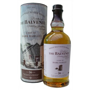 Balvenie 26 Year Old Dark Barley Single Malt Whisky