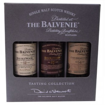Balvenie Tasting Collection 3x5cl Single Malt Whiskies