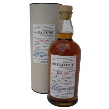 Balvenie Tun 1401 Batch 2 Single Malt Whisky