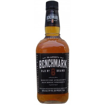McAfee's Benchmark Old No 8 Bourbon Whiskey