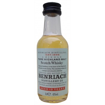 Benriach 10 Year Old 5cl