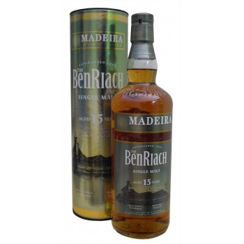 Benriach 15 Years Old Madeira Finish Single Malt Whisky