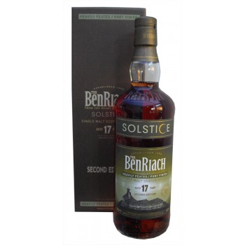 Benriach 17 Year Old Solstice Second Edition Single Malt Whisky