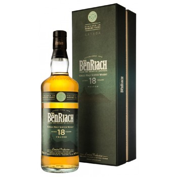 Benriach 18 Year Old Latada Single Malt Whisky