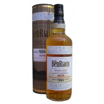 Benriach 1994 19 Year Old Peated Limited Release Single Malt Whisky