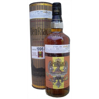 Benriach 1996 14 Year Old King's Royal Hussars Single Malt Whisky