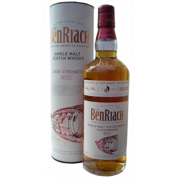 Benriach Cask Strength Batch 1 Single Malt Whisky