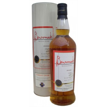 Benromach 2000 80th Forres Highland Games Single Malt Whisky