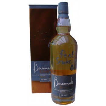 Benromach 2007 Peat Smoke Single Malt Whisky