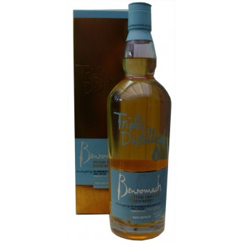 Benromach 2009 Triple Distilled Single Malt Whisky