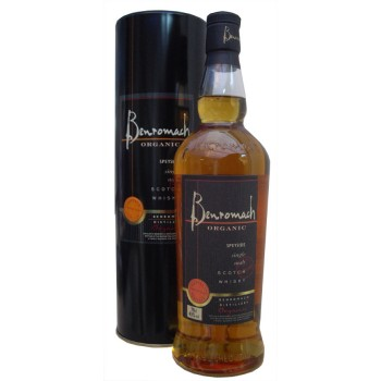 Benromach Organic 1st Release