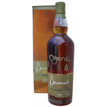 Benromach 2010 Organic Single Malt Whisky