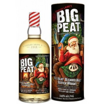 Big Peat Christmas 2016 Release Malt Whisky
