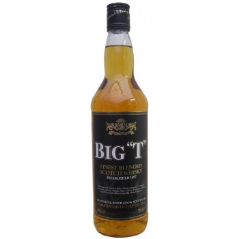 Big T Blended Whisky